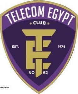 Telecom Egypt Club Logo