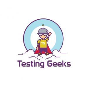 Testing Geeks Logo