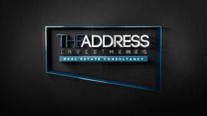 The Address Investments for Real Estate Consultancy Logo
