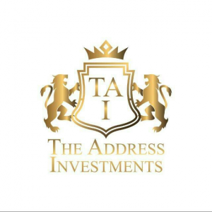 The Address Investment for Real Estate Consultancy Logo