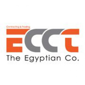 The Egyptian Company For Contracting & Trading – ECCT Logo