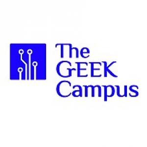 The GrEEK Campus Logo