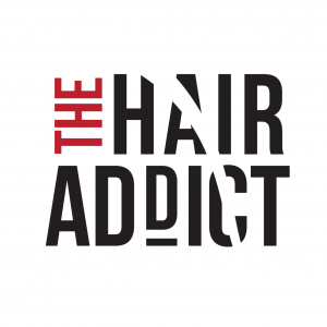 The Hair Addict  Logo