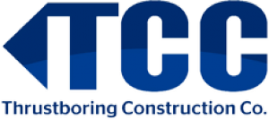 Thrustboring Construction Co. Logo