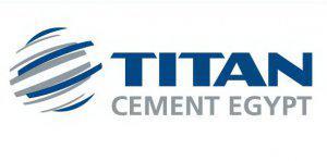 Titan Cement Egypt  Logo