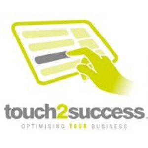 Touch to success Logo