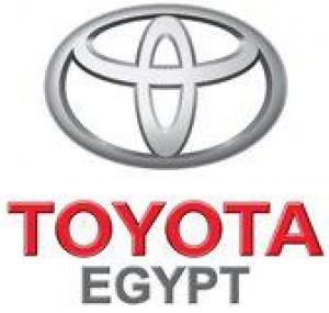 Toyota Egypt  Logo