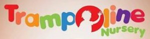 Trampoline Nursery Logo