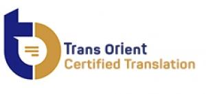 TransOrient Translation Company Logo