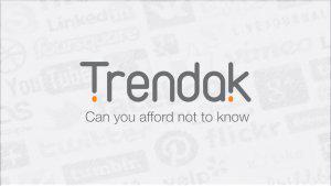 Trendak Logo