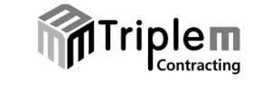 Triplem contracting Logo