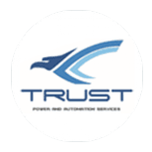 Trust for power and automation services Logo