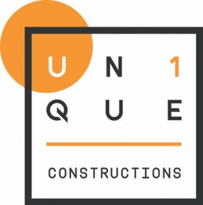 Unique for General Constructions Logo