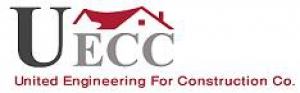 United Engineering For Construction (UECC) Logo
