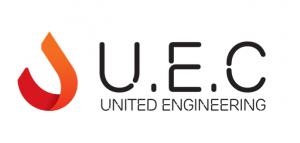 United Engineering company Logo