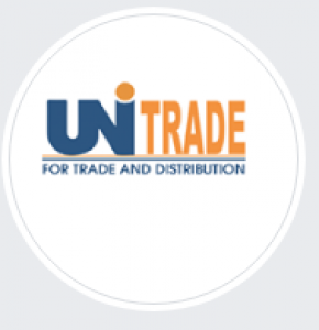 Unitrade Company For Trade And Distribution Logo