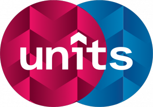 Units for Real Estate Logo