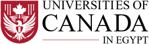 Universities of Canada in Egypt Logo