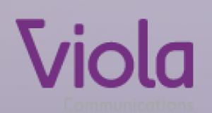 Viola Communications Logo