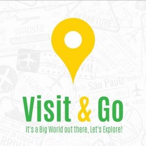 Visit & Go Logo