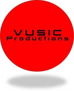 Vusic Logo