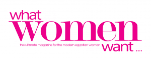 What Women Want Magazine  Logo