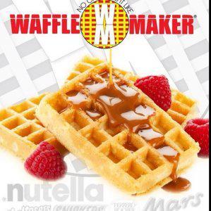 Waffle Maker Logo