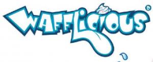 Wafflicious Logo