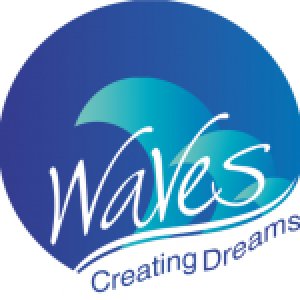 Waves Real Estate Logo