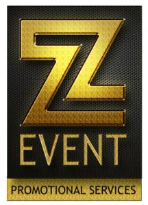 Z EVENT Promotional Service Logo