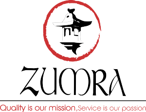 Zumra Food Logo