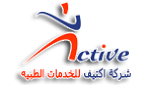 Active for Medical Services Logo