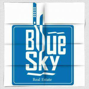 Blue Sky for Real Estate Logo
