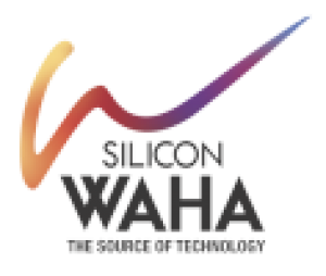 Silicon Waha for Technology Parks  Logo