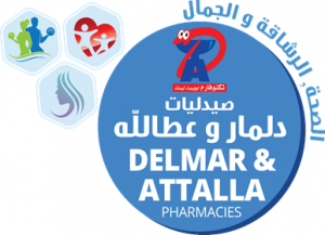 delmar & attalla pharmacies Logo