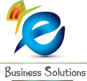 e-business solutions Logo