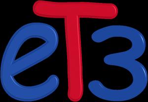 eT3 - Tomorrow Information Technology Logo