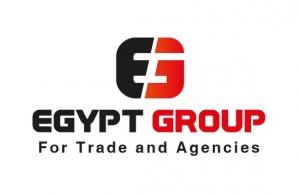 Egypt Group for trade Logo