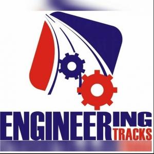 engineering tracks Logo
