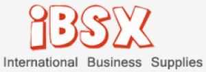 international business supplies (IBSX) Logo