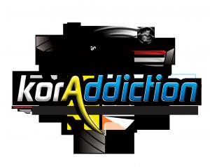korAddiction Sports Development & Entertainment Logo