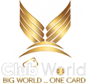 libra club world Logo