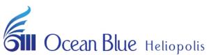 Ocean Blue Heliopolis Logo