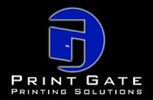 Print Gate Logo
