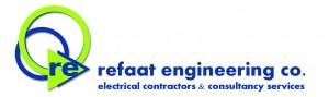 Refaat Engineering CO. Logo