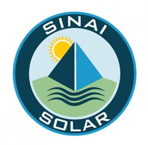 sinai solar Logo