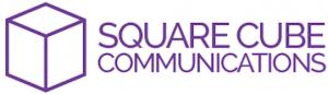 square cube communications Logo