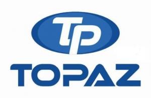 Topaz plast for packing solution Logo