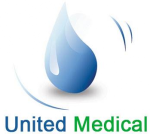 Union Medical And Plastics industries  Logo