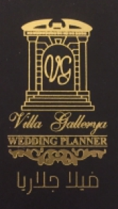 Villa Gallerya Wedding Logo